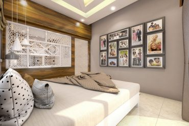 Interior Design For Living Room and Bedroom